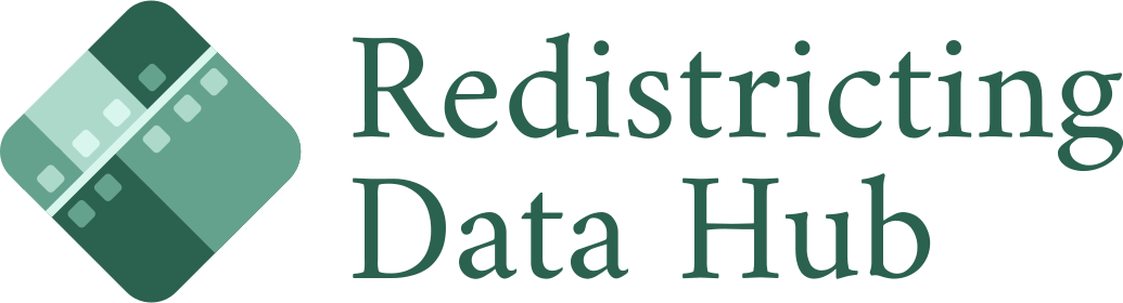 Redistricting Data Hub Logo
